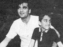 Sanjay Dutt gets emotional on late Sunil Dutt's birthday
