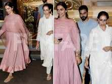 Deepika Padukone steps out for jewellery shopping with her mother