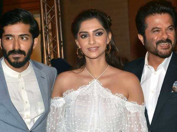 Anil Kapoor on working with his children Sonam and Harshvardhan Kapoor