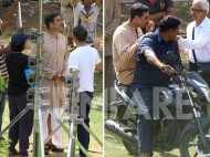 Here are the latest pictures from the sets of Akshay Kumar starrer Gold