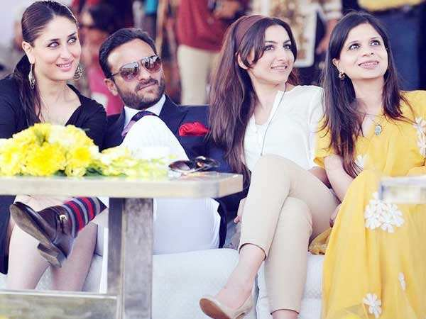 Here's why Soha Ali Khan hasn't seen Kareena Kapoor Khan's Veere Di Wedding
