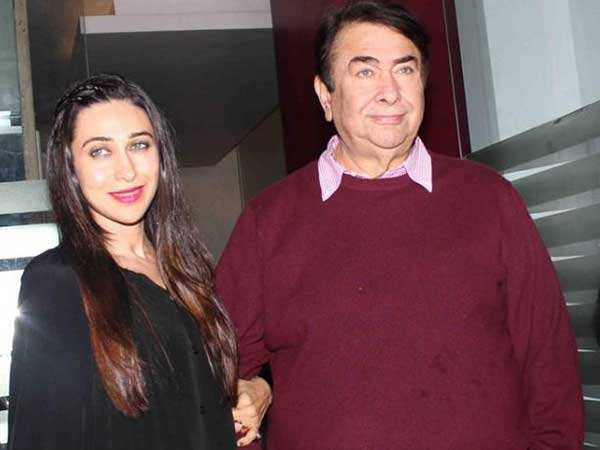 Randhir Kapoor responds to daughter Karisma Kapoor's wedding rumours