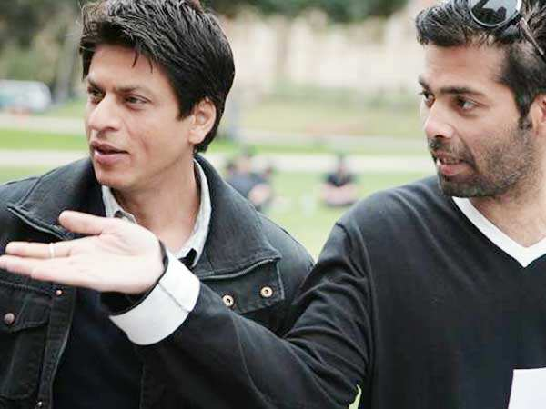 Karan Johar says he can't wait to work with Shah Rukh Khan