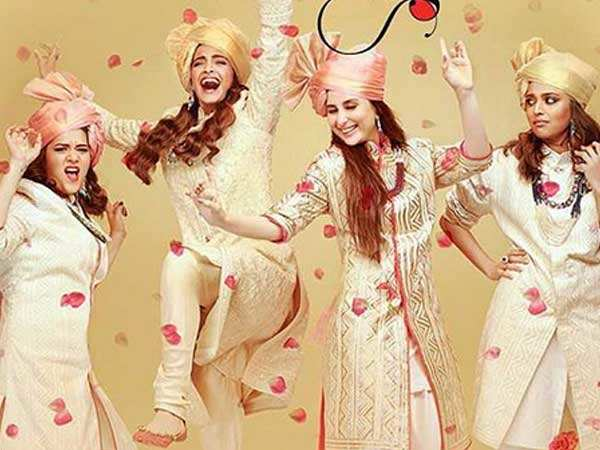 Veere Di Wedding mints solid Rs 60.33 crore at the domestic box-office