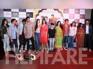 Kapoor family attends the trailer launch of Janhvi Kapoor's Dhadak