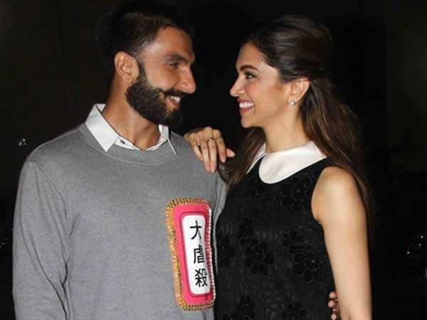 Ranveer Singh and Deepika Padukone to tie the knot on November 10th