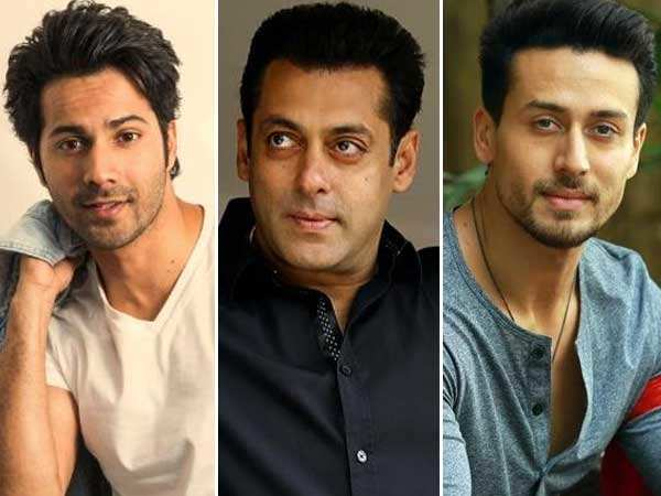 """Only Tiger and Varun have got it right"" – Salman Khan"