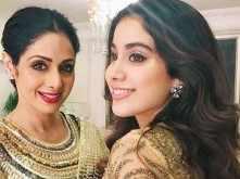 "'I saw Sairat with mom at home"" – shares Janhvi Kapoor"