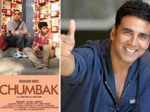 Akshay Kumar to present a Marathi film titled Chumbak