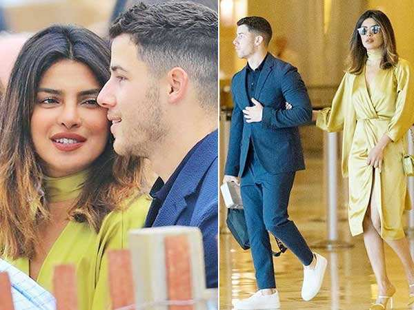 Priyanka Chopra and Nick Jonas make their relationship official?