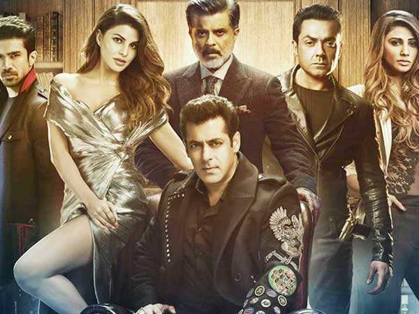 Here's how much Race 3 satellite rights are sold for
