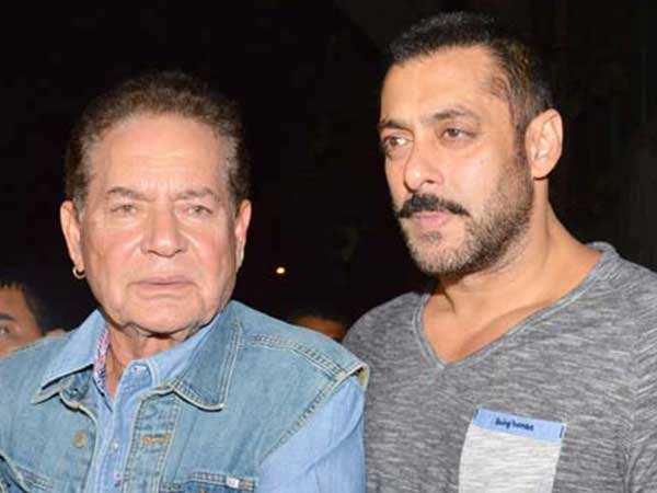 Dad Salim Khan breaks his silence on Salman Khan receiving death threats