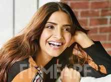 Filmfare Exclusive! Sonam Kapoor on being a princess bride, career and more