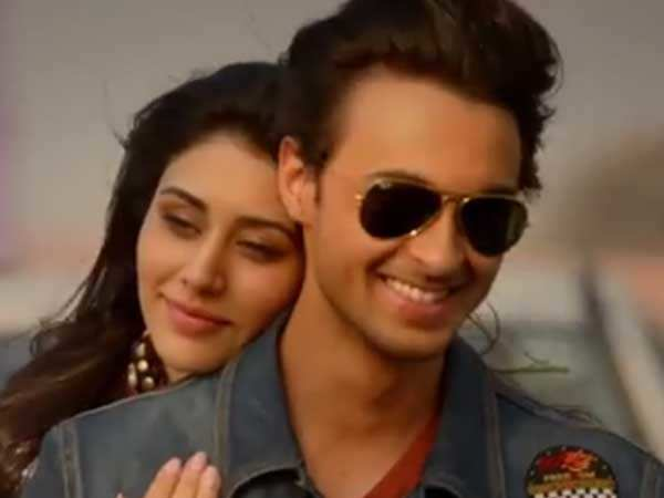 Teaser out! Witness Aayush Sharma and Warina Hussain's crackling chemistry