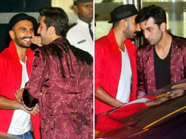 Ranbir Kapoor says he wants to work with Ranveer Singh