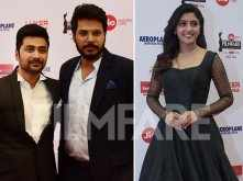 Rahul Ravindran, Eesha Rebba, Sundeep Kishan slay at the Jio Filmfare Awards (South) 2018