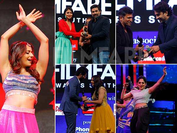 All the on stage fun from the 65th Jio Filmfare Awards
