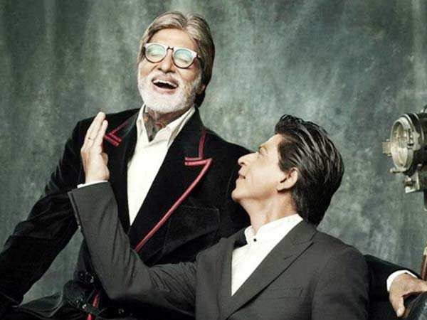 Amitabh Bachchan and Shah Rukh Khan to come together for a film