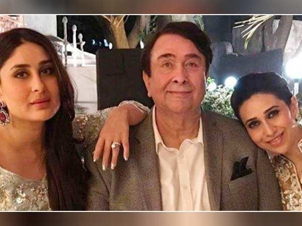 Here's what Kareena and Karisma gifted Randhir Kapoor for Father's Day