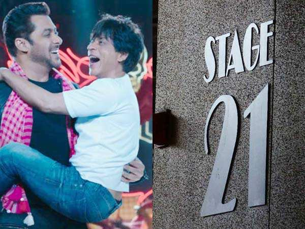 Shah Rukh Khan begins shooting the climax of Zero