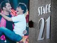 Shah Rukh Khan begins shooting the climax of Zero