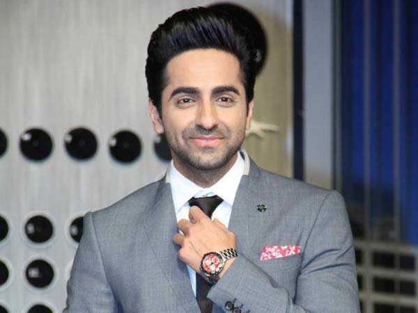 Can you guess the name of Ayushmann Khurrana's next film?