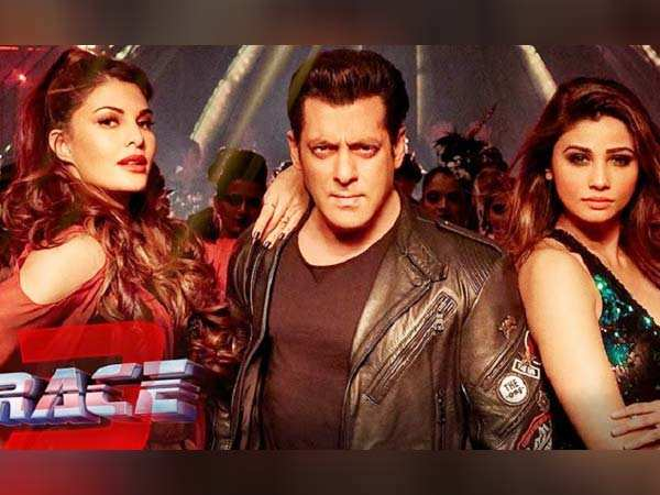 Salman Khan's action thriller Race 3 all set to cross the 200 crore mark