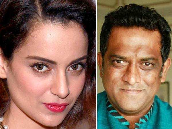 Kangana Ranaut & Anurag Basu to reunite after eight years for a love story