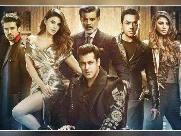 Salman Khan, Anil Kapoor starrer Race 3 remains steady at the box-office