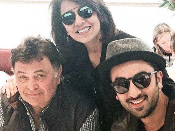 Neetu Kapoor to ring in her birthday with Ranbir Kapoor in Paris