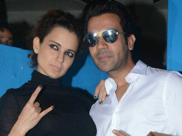 Rajkummar Rao and Kangana Ranaut to come together for yet another film