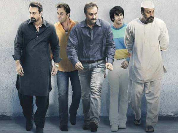 10 looks from Sanju that are too close to reality
