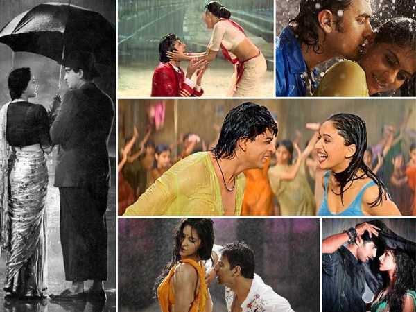 Bollywood's 20 most romantic rain songs