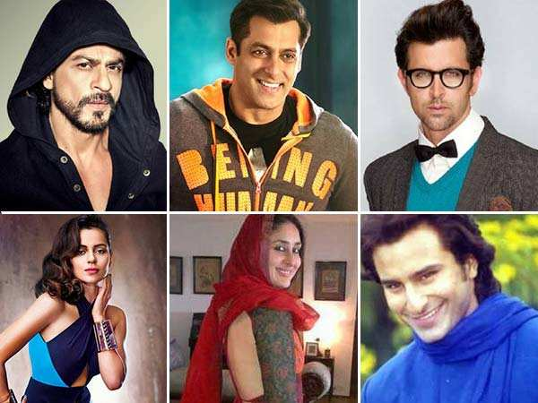 6 Bollywood stars who turned down iconic roles
