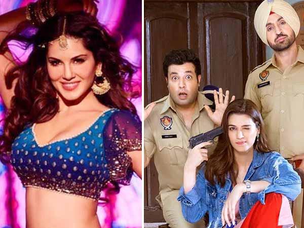 Sunny Leone to feature in Diljit Dosanjh and Kriti Sanon's Arjun Patiala