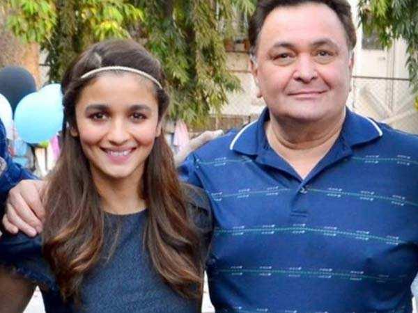 Rishi Kapoor can't stop praising Alia Bhatt