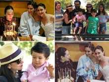 All the inside pictures from Karisma Kapoor's starry birthday in London