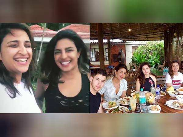 Here's what Priyanka Chopra and Nick Jonas are up to in Goa
