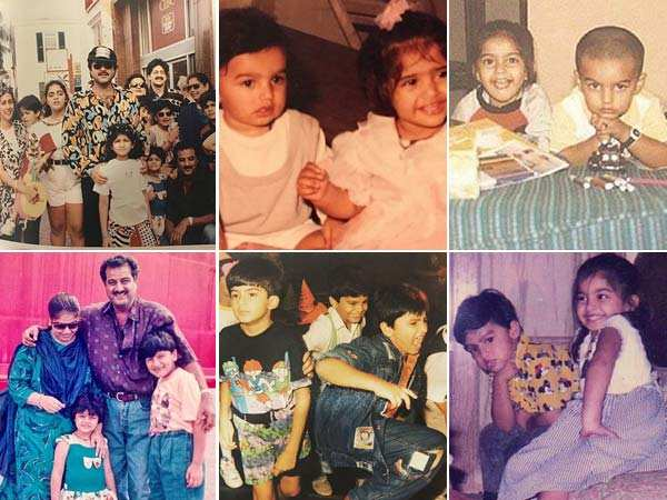 Adorbs! Here are a few pictures from Arjun Kapoor's childhood