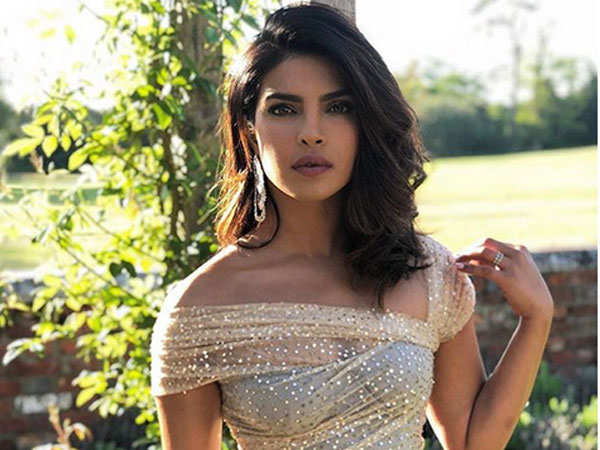 Priyanka Chopra will sport five different looks in Bharat