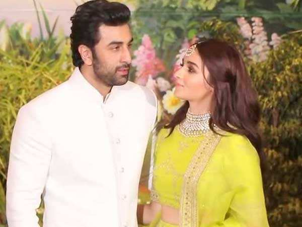 Ranbir Kapoor reacts to the internet calling him and Alia Bhatt #Ralia