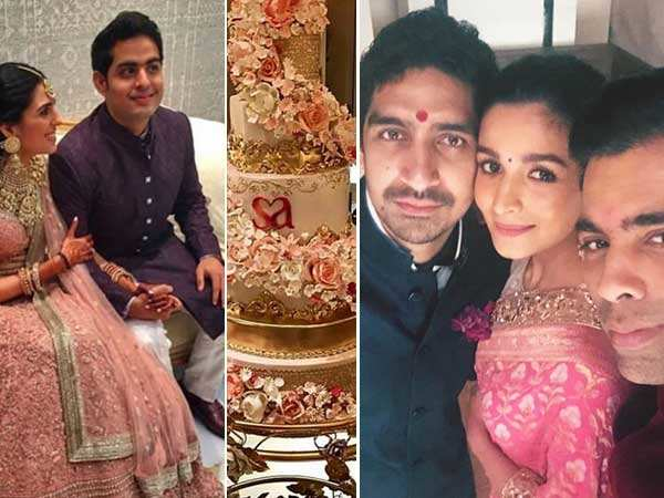 Inside Pictures from Akash Ambani and Shloka Mehta's pre-wedding bash