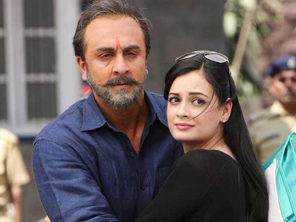 Here's how the audience reacted to Sanju