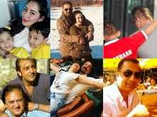5 Instagram posts that give a glimpse of Sanjay Dutt's personal life