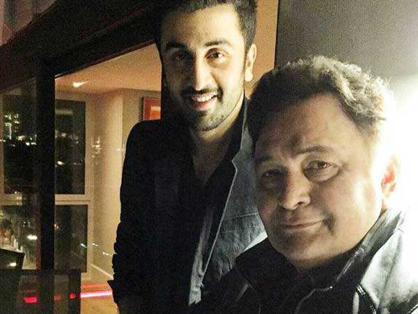 Dad Rishi Kapoor feels it's high time Ranbir Kapoor should get married