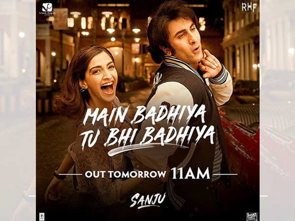 Ranbir Kapoor will lip-sync to a female's voice in a song from Sanju