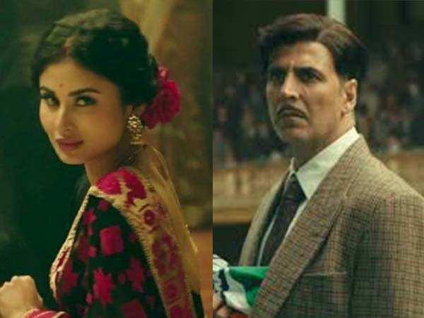 Here's what Mouni Roy has to say about her film Gold with Akshay Kumar