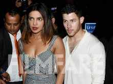 Nick Jonas dines out with Priyanka Chopra and her mother