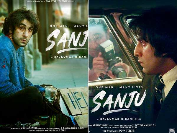 These postcards from Sanju depict important moments in Sanjay Dutt's life