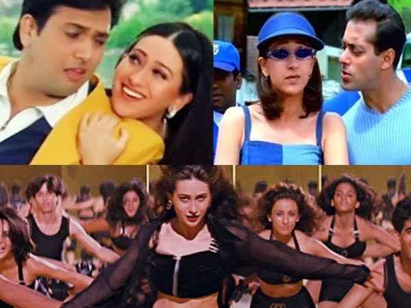 Best dance songs of birthday diva Karisma Kapoor